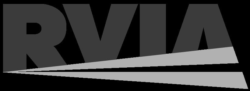 RVIA_logo tranparent bandw(1)