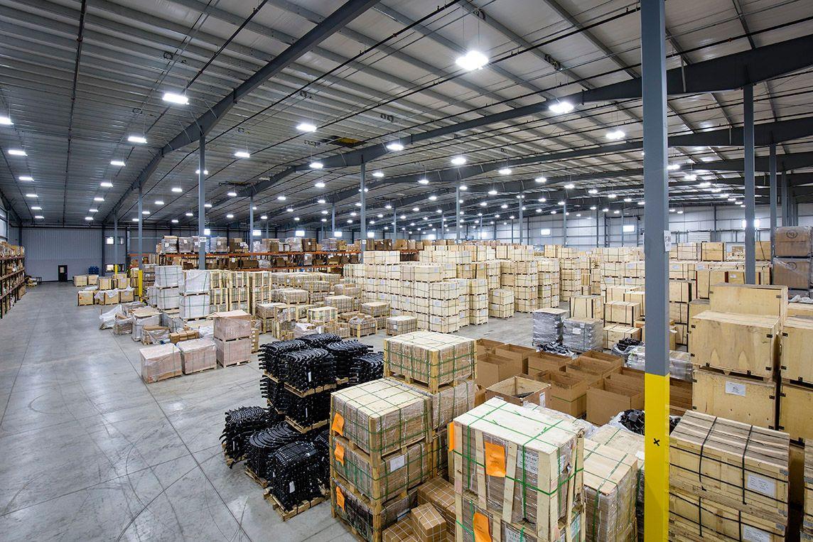elkhart warehouse